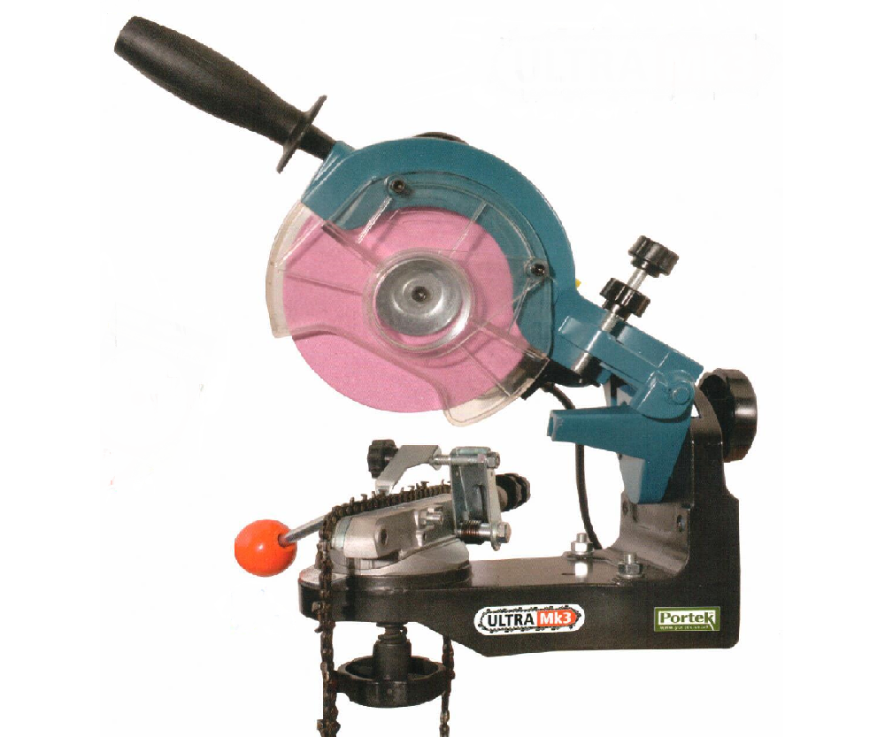 Portek Ultra ChainMaster Mk3 electric chain sharpener
