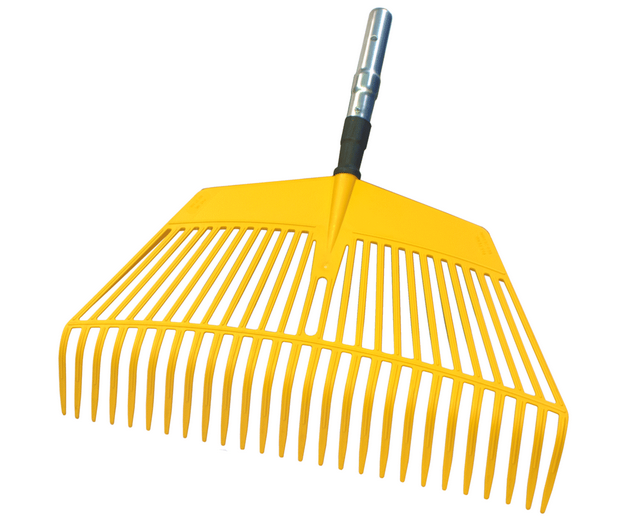 Stein Stein 2 in 1 plastic leaf rake attachment (600mm) (head only)