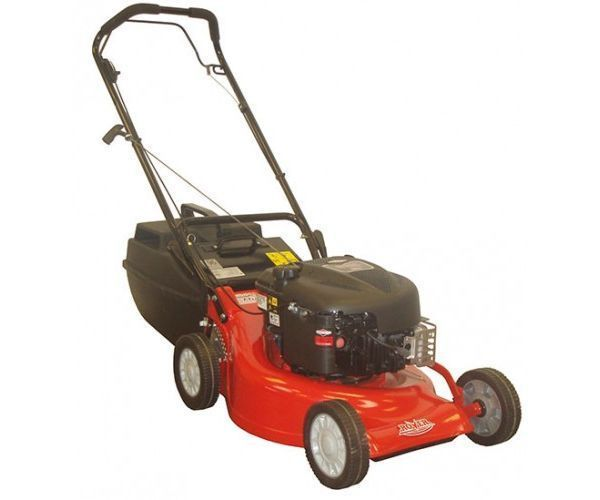 Rover Regal mulch & collect 18_ wheeled rotary mower