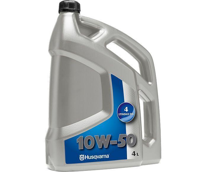 Husqvarna SAE 10W-50 oil (4 litre)