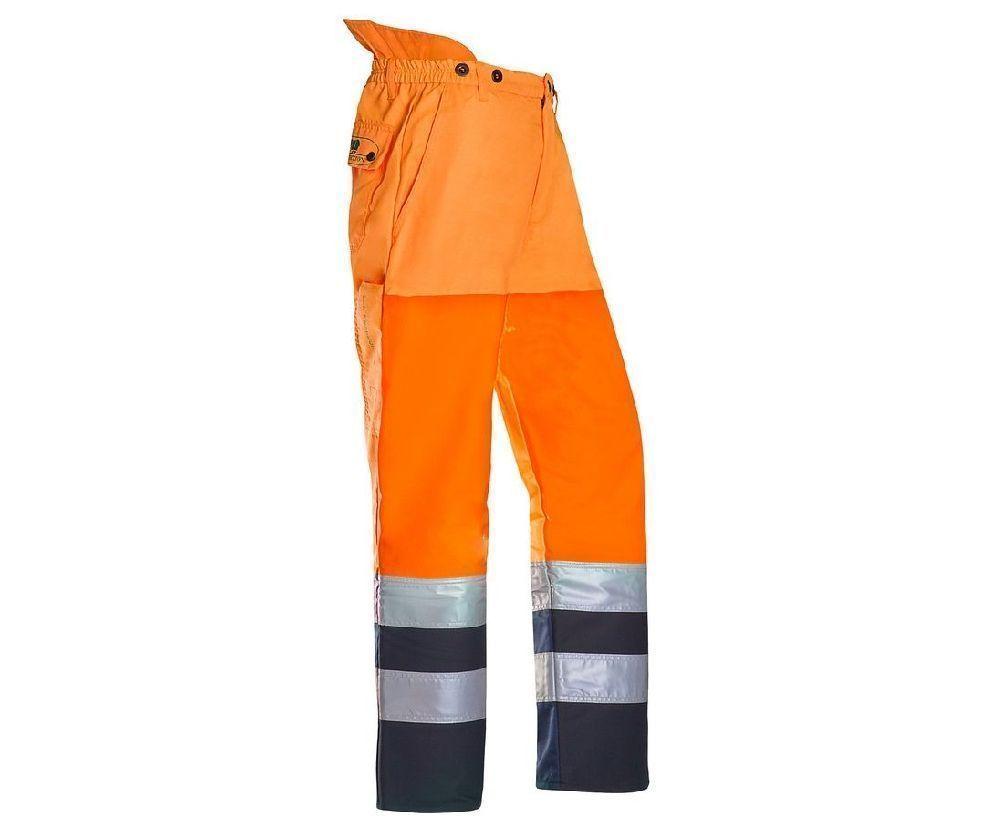 SIP Brushcutter trousers (Hi-viz orange) (Large)
