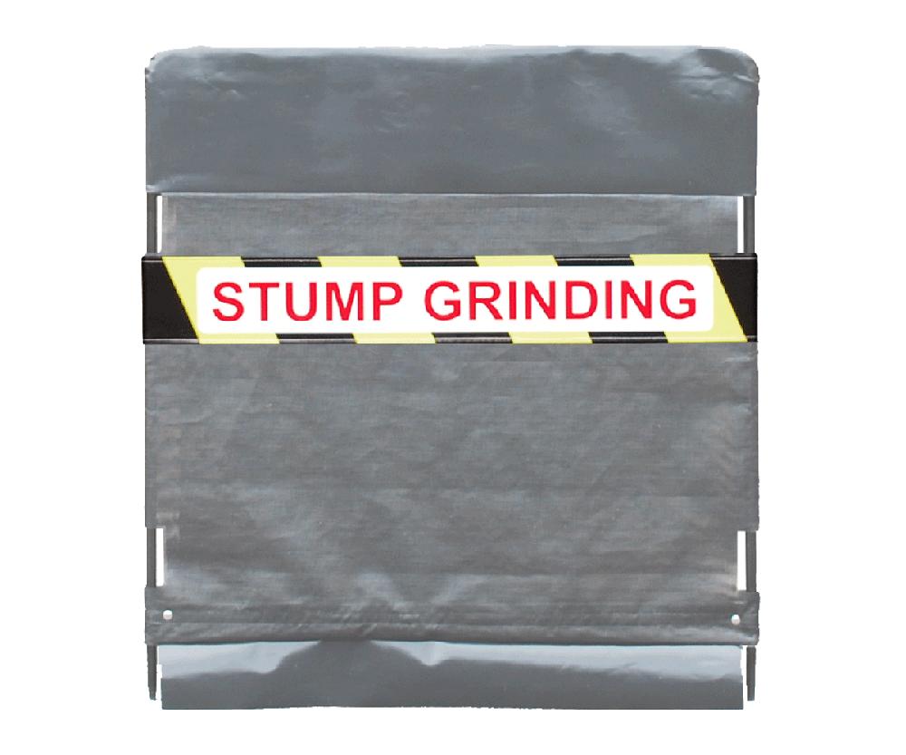 Stein grinder guard