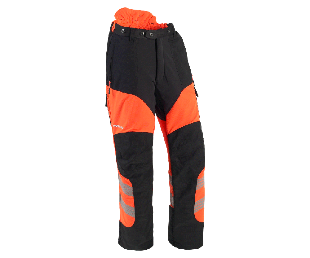 Stein Krieger Forest chainsaw trousers Type A