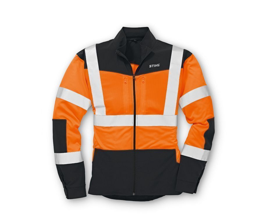 Stihl Vent hi-viz jacket (orange/black)