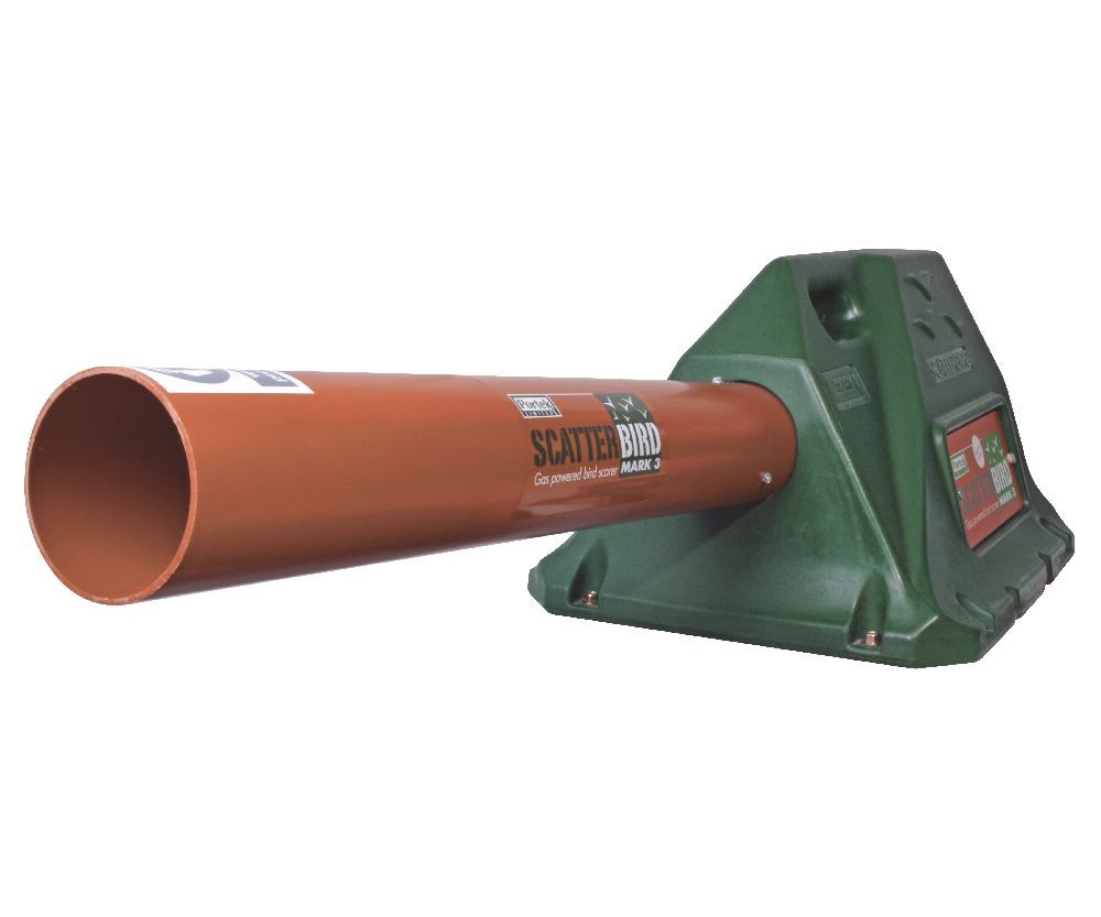 Portek Scatterbird Mk3 gas powered bird scarer