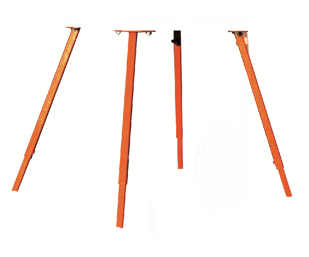 Portek extension legs for Scatterbird bird scarer