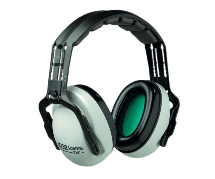 MSA Sordin headband ear defenders (27 SNR)