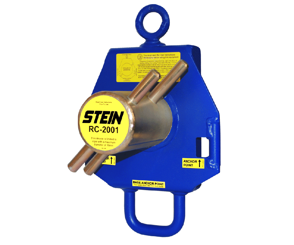 Stein RC2001 single bollard lowering device
