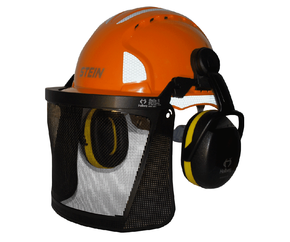 Stein Ground worker helmet set (Orange)