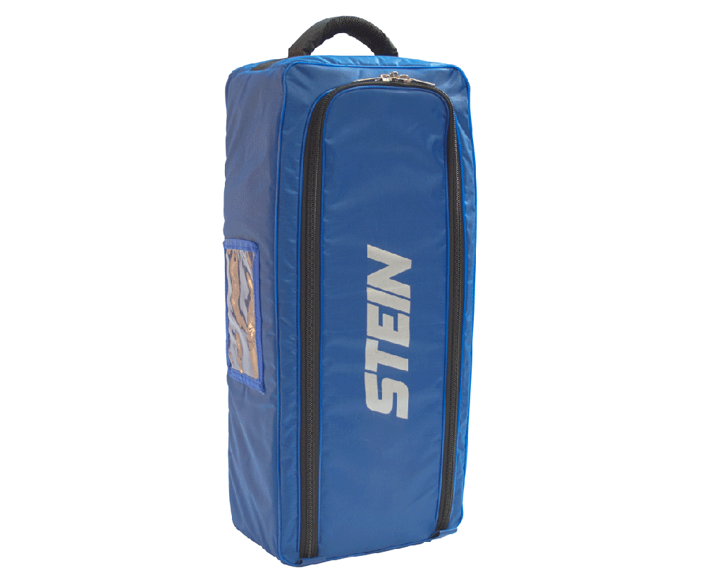 Stein climbing spikes storage bag