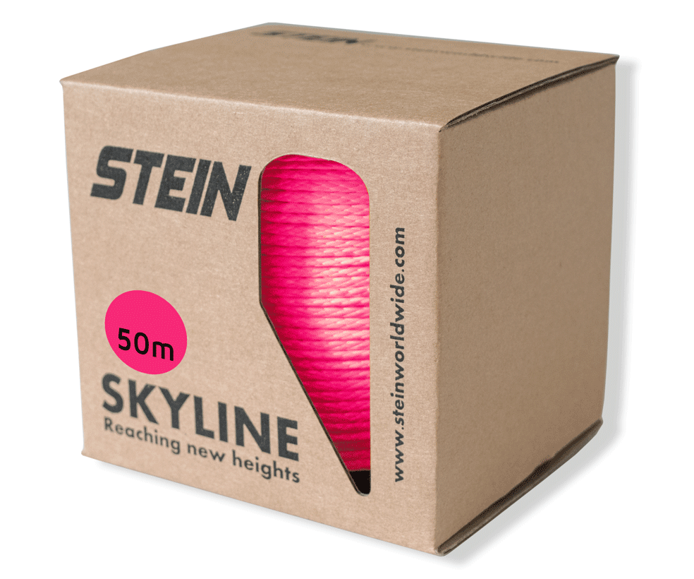 Stein Skyline 1.5mm dyneema throwline (50m)