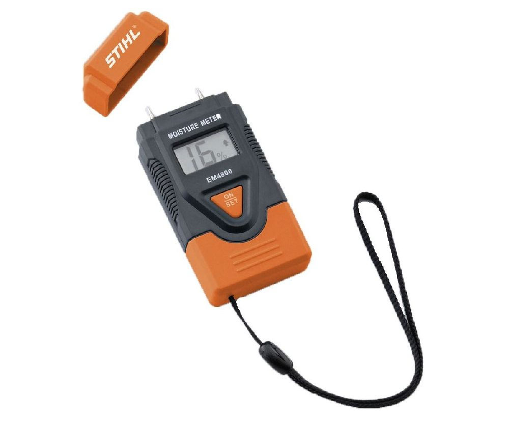 Stihl wood moisture gauge