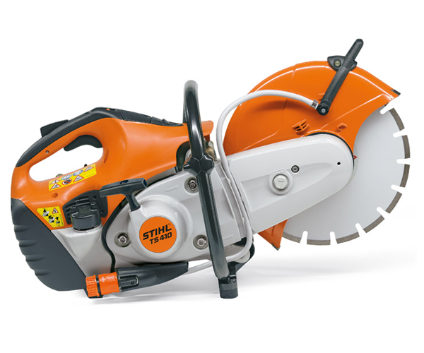 Stihl TS 410 cut off saw / disc cutter (12