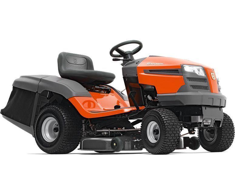 Husqvarna TC138 lawn tractor (97cm cut)