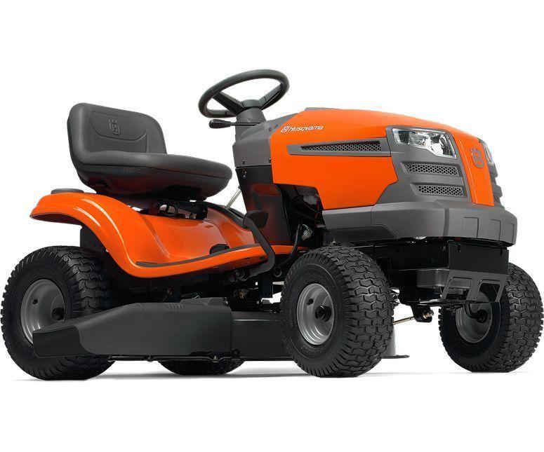 Husqvarna TS138 lawn tractor (97cm cut)