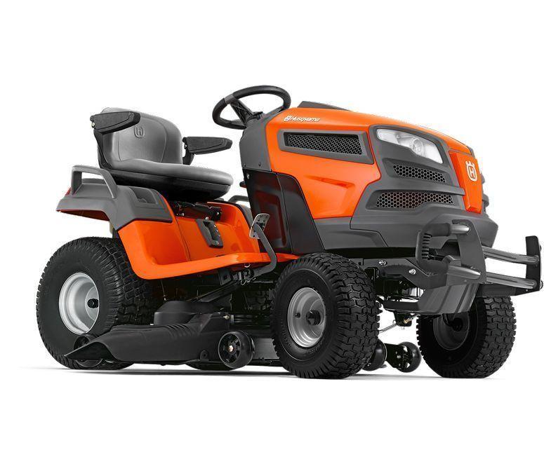 Husqvarna TS346 lawn tractor (117cm cut)