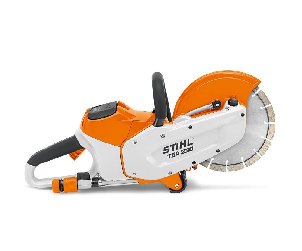 Stihl TSA 230 battery cut off saw (9