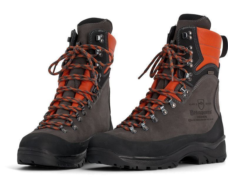 Husqvarna Technical 24 leather chainsaw boots (class 2)