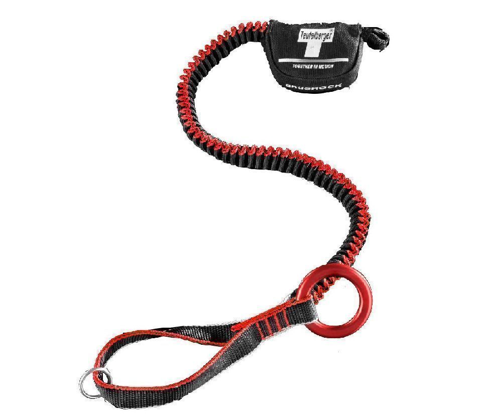 Teufelberger antiSHOCK tool lanyard (with ring)