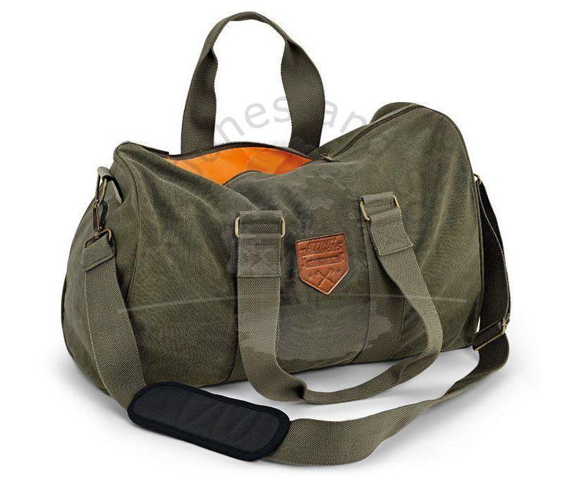 Stihl 'KISS MY AXE' travel bag