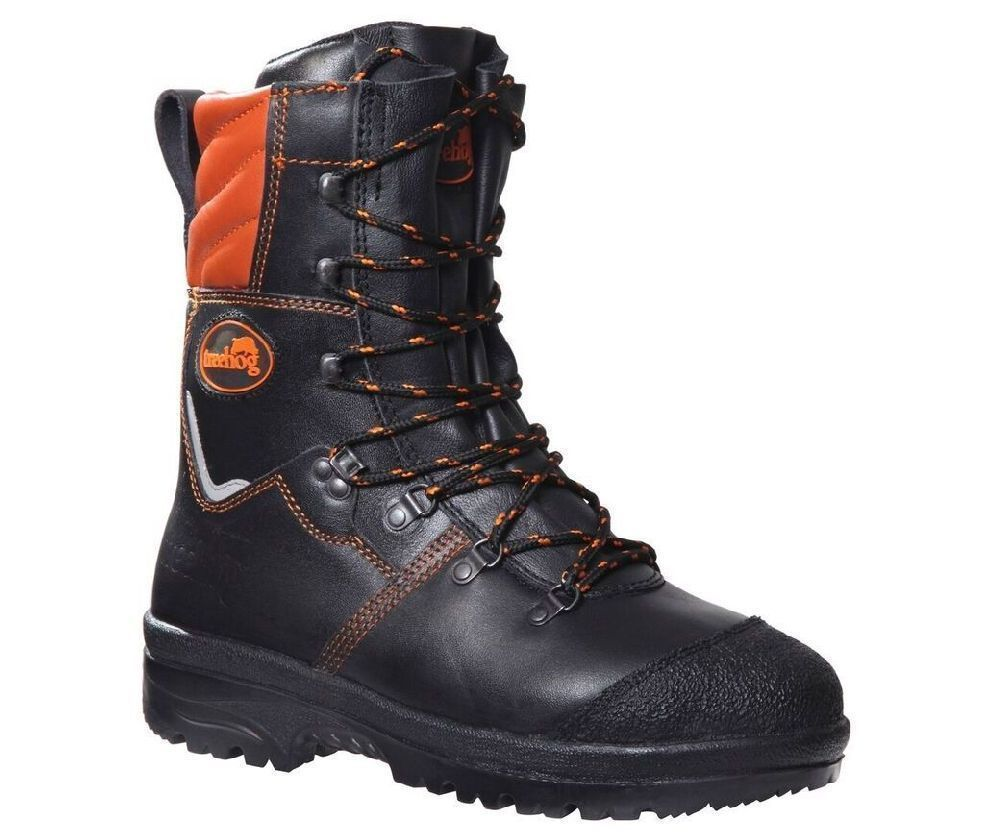 Treehog Tusk chainsaw boots (class 2) (41)