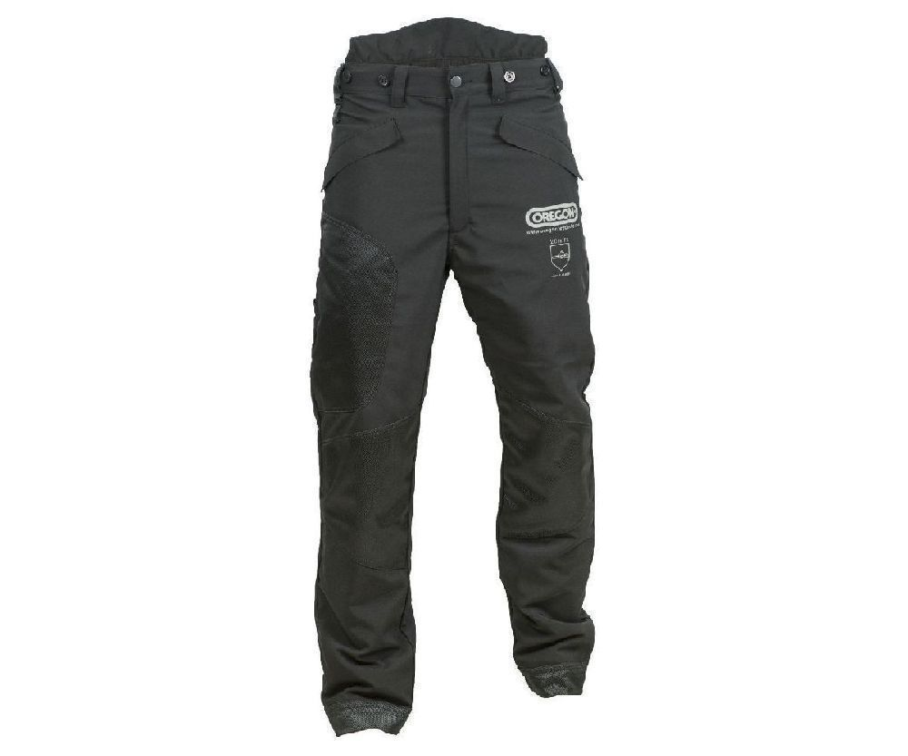 Oregon Waipoua chainsaw trousers Type A