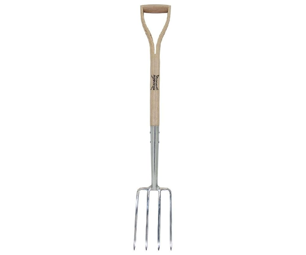 Wilkinson Sword stainless steel digging fork
