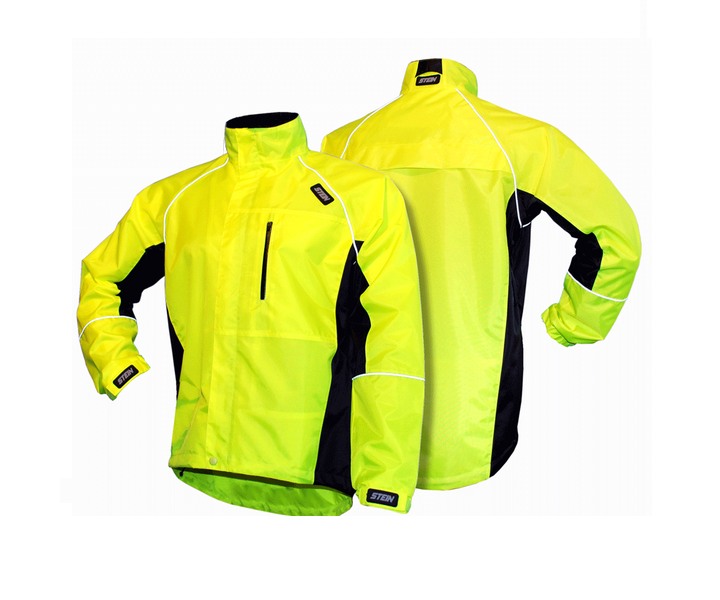 Stein Evolution all-weather jacket (Yellow & black) (Small)