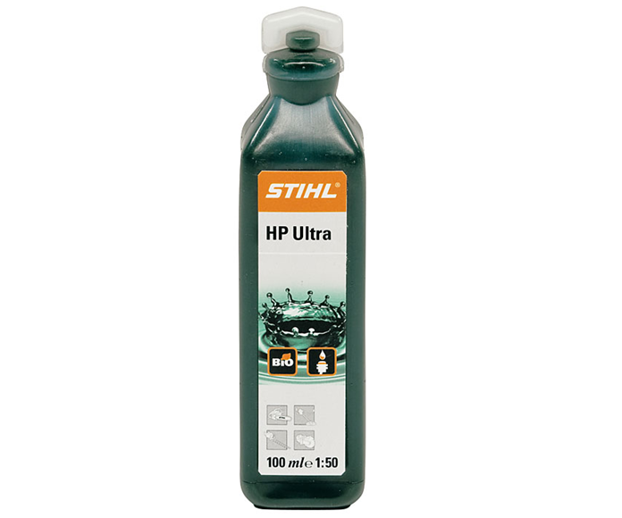Stihl HP Ultra two stroke engine oil (1 shot)
