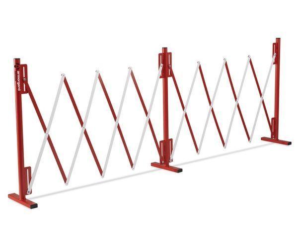 Armorgard BAR1 Barricade expandable safety barrier