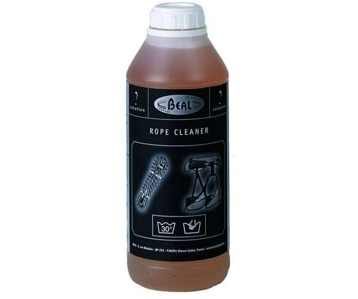 Beal rope cleaning fluid