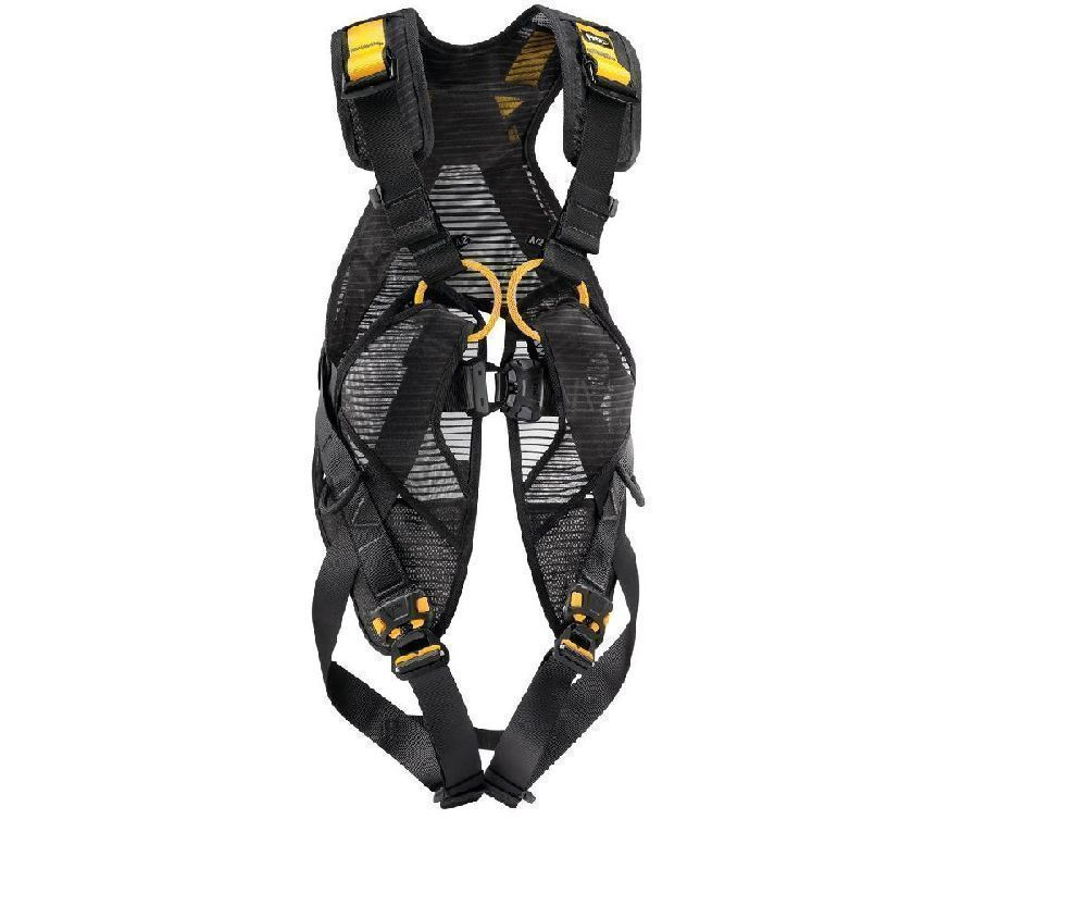 easynewton petzl newton easyfit fall arrest harness (size 2) fr jones and son ltd