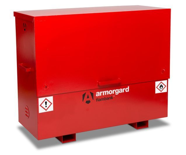 Armorgard FBC5 Flambank fire resistant site storage chest