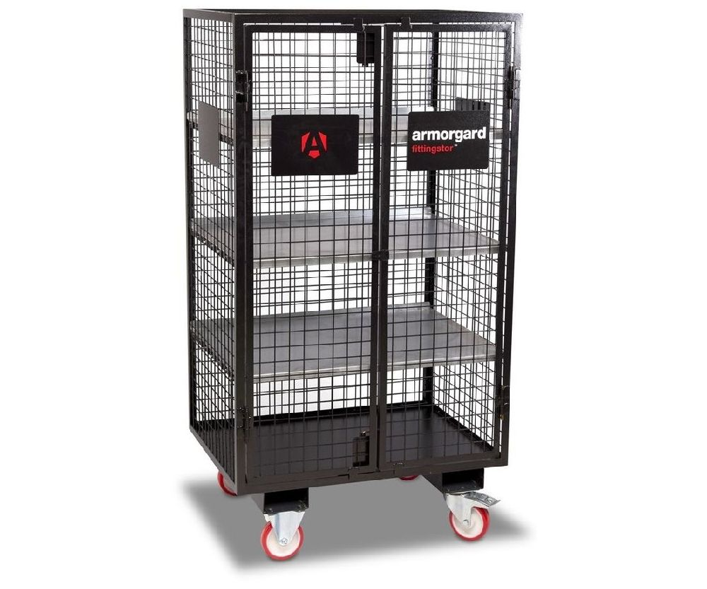 Armorgard FC6 FittingStor secure storage cabinet