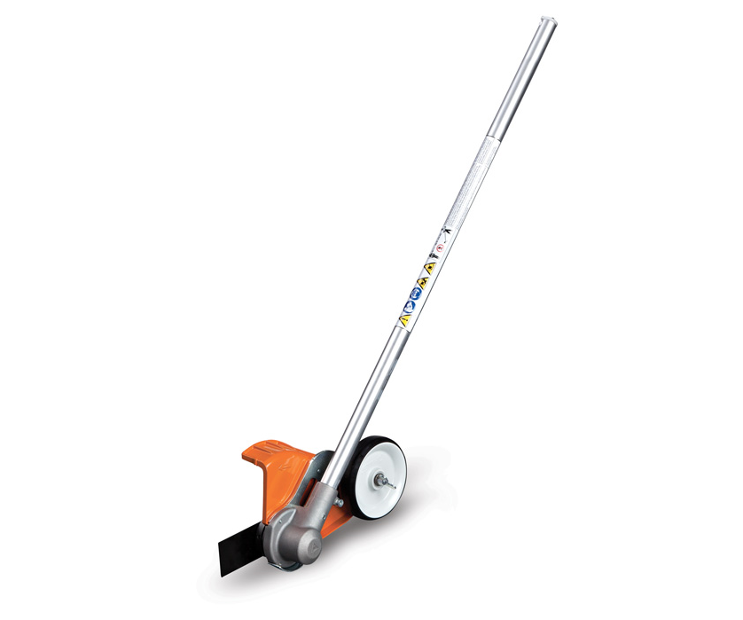 Stihl KM-FCS straight shaft edge trimmer kombi attachment