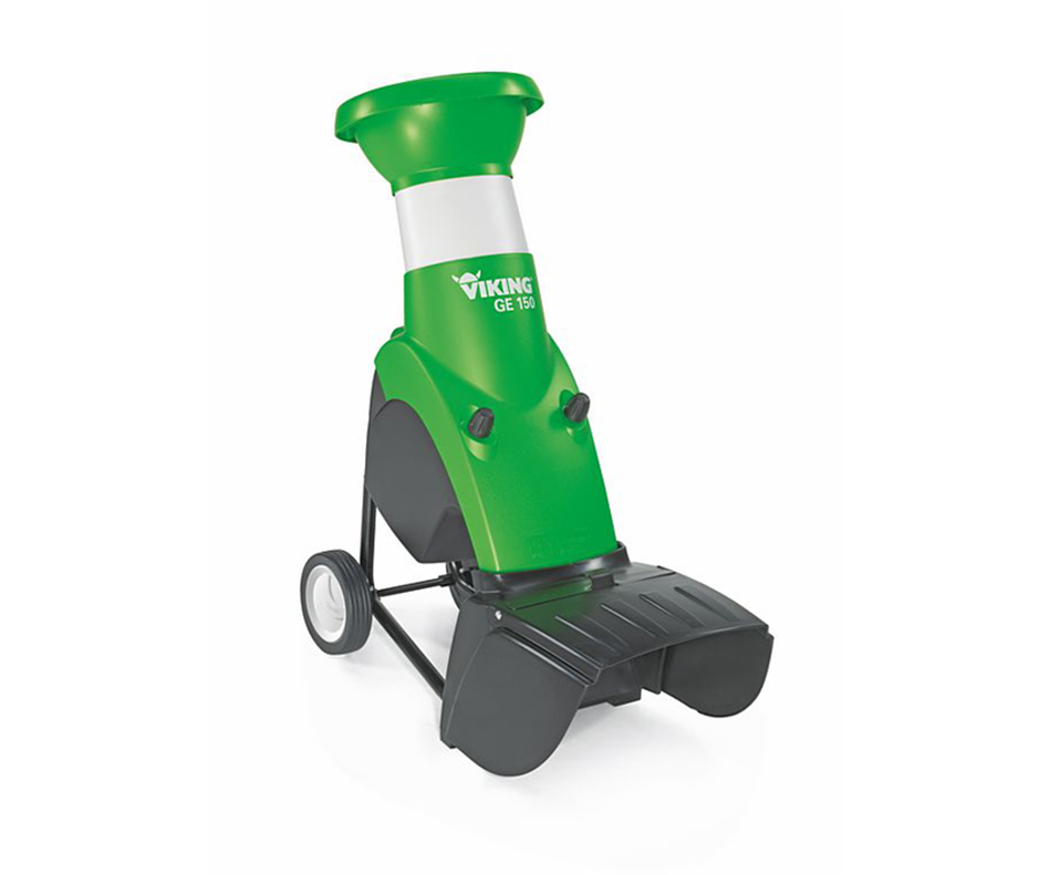 Viking GE150 electric chipper (up to 35mm diameter)