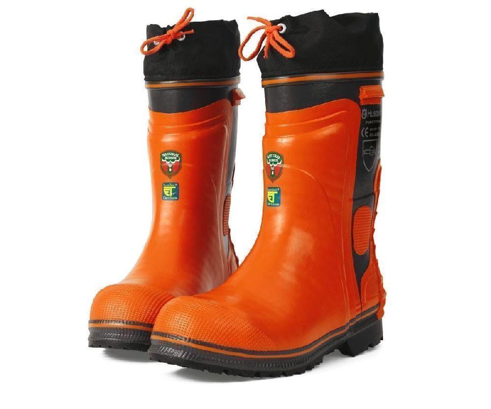 Husqvarna Functional 24 chainsaw wellington boots (class 2)