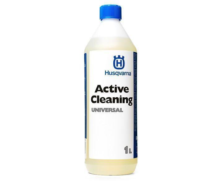 Husqvarna active cleaning detergent (1 litre)