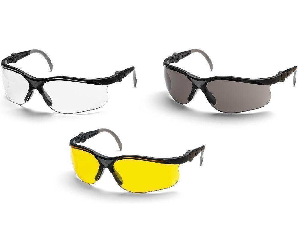 Husqvarna X protective glasses (Clear)