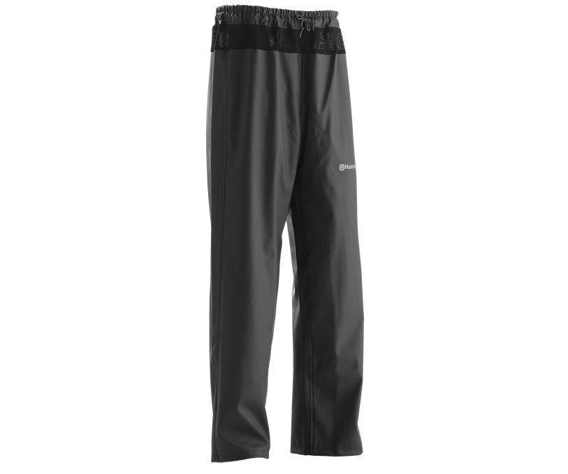 Husqvarna rain trousers (Medium)