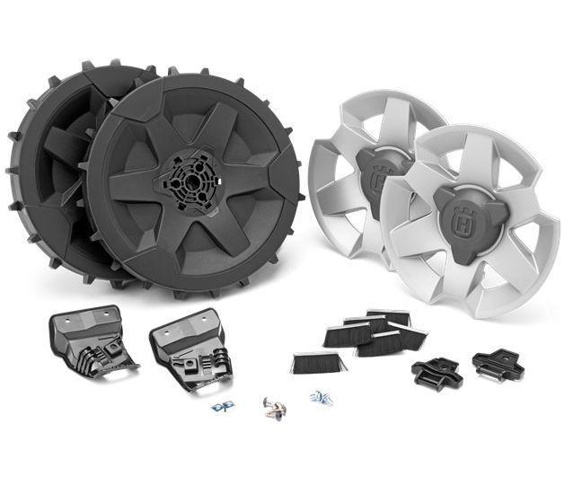 Husqvarna rough terrain kit to fit 420/430X/450X Automower®