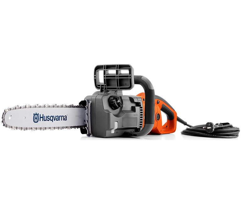 Husqvarna 420EL electric chainsaw (16