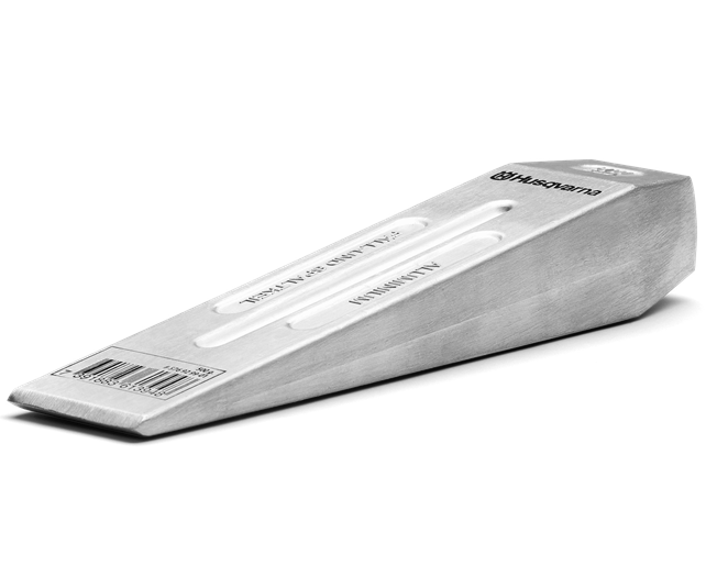 Husqvarna aluminium 550g felling wedge