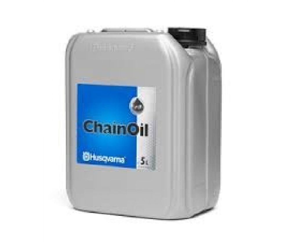 Husqvarna Mineral chain oil (5 litre)