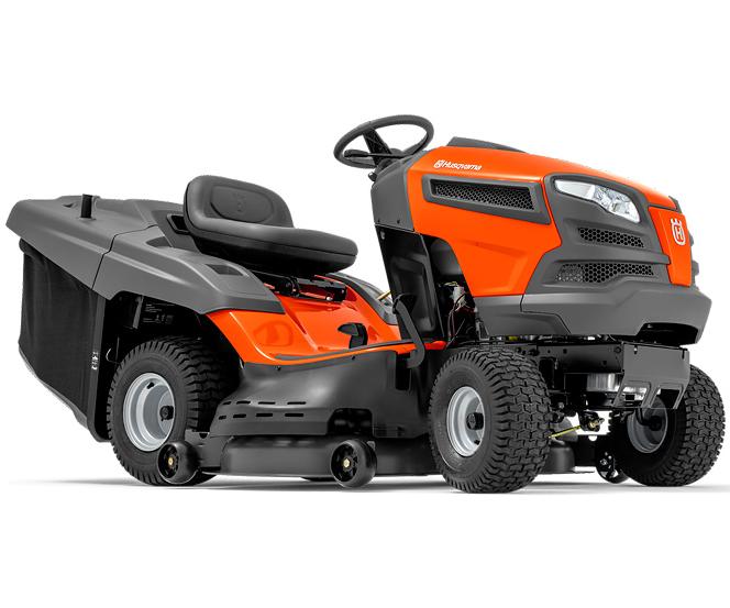 Husqvarna TC142T lawn tractor (107cm cut)