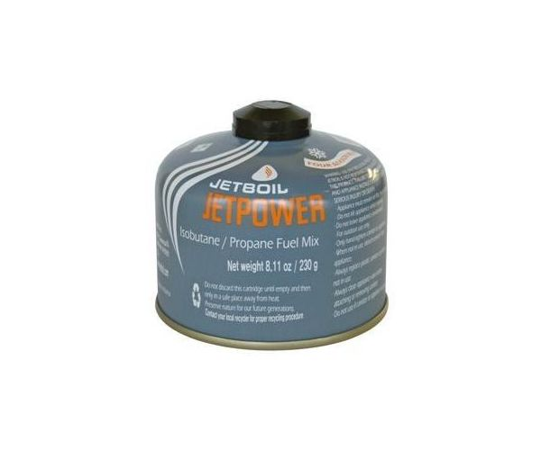 Jetboil Jetpower fuel (230g)