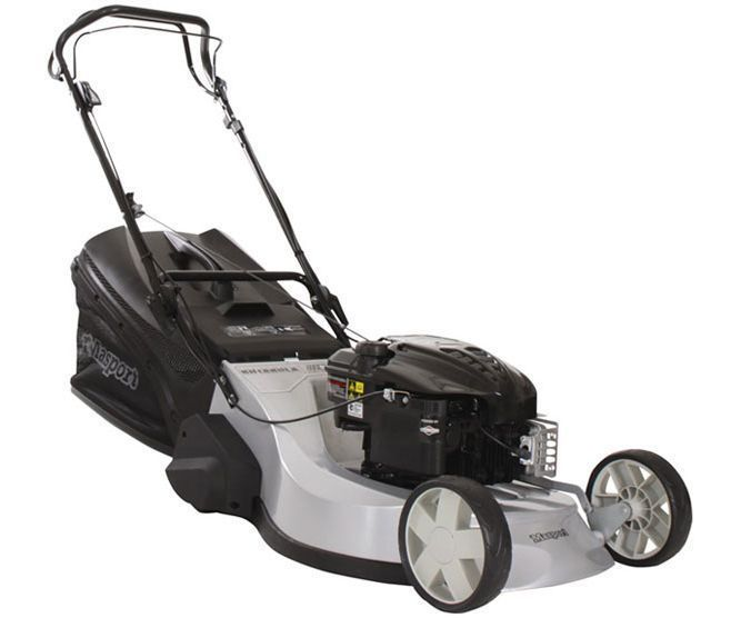Masport Rotarola SP petrol self-propelled roller lawn mower (22