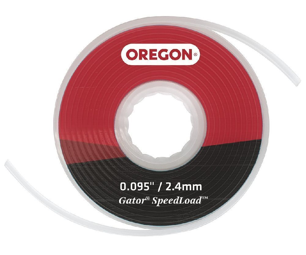 Oregon 2.4mm Gator SpeedLoad trimmer line (large)