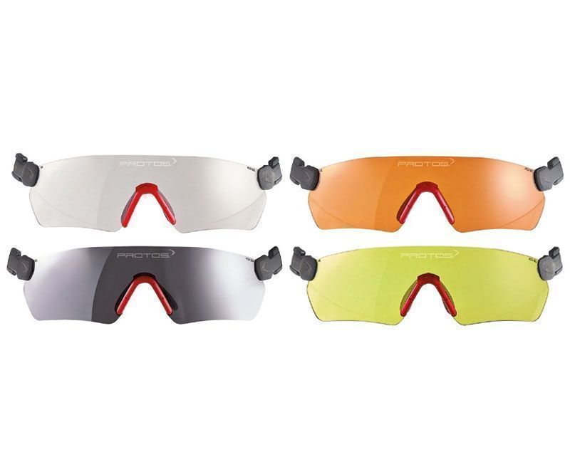 Pfanner Protos integrated safety glasses