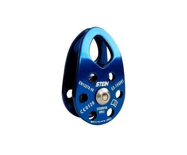 Stein 36kn swing cheek micro pulley (blue)